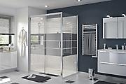 Designing a walk-in shower