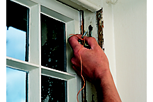 How to replace a sash window cord