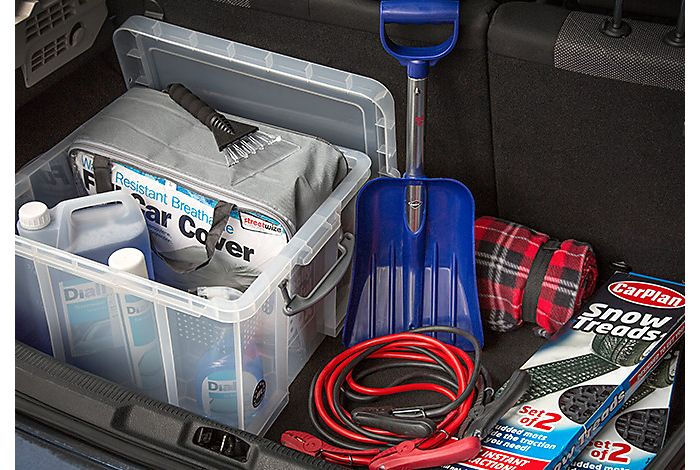 Winter motoring car kit