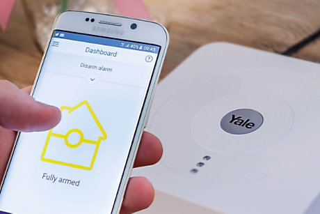 Yale Smart and Easy Fit Alarms