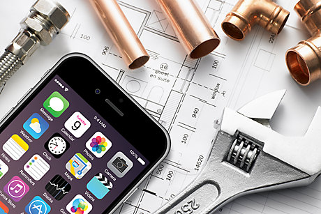 Essential Apps For</br> Tradespeople