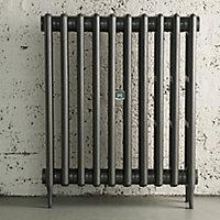 Arroll Steel effect Radiator wall stay (H)180mm (W)35mm