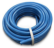 B&Q 3-layer braided hose Hose pipe (L)15m