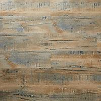 Bachata Hadaka Wood effect Luxury vinyl click Flooring Sample