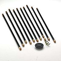 Bailey 12 piece Drain rod set