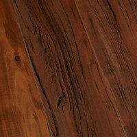 Bannerton Natural Oak effect High-density fibreboard (HDF) Laminate Laminate flooring