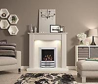Be Modern Whitburn Cashmere Fireplace surround set