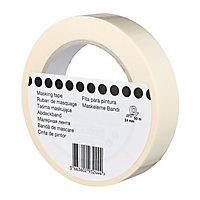 Beige Masking Tape (L)50m (W)24mm