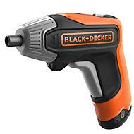 Black & Decker 3.6V Li-ion Cordless Screwdriver CS3651LC