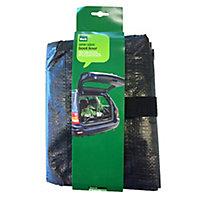 Black Plastic Car boot mat
