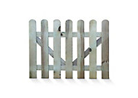 Blooma Liao Timber Round top Gate, (H)0.8m (W)1m
