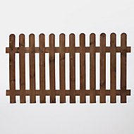 Blooma Luiro Picket fence (W)1.8m (H)1m
