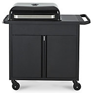 Blooma Rockwell 310 Black Charcoal Barbecue