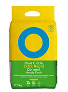Blue Circle Extra rapid Cement, 12.5kg Handy bag