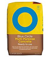 Blue Circle Multipurpose Ready mixed Concrete, 20kg Bag