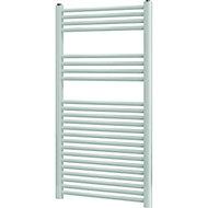 Blyss Leyburn 616W White Towel warmer (H)1200mm (W)600mm