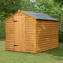Help your shed withstand windy weather conditions