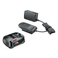 Bosch 2.5h Battery charger with PBA 18V 2.5 battery