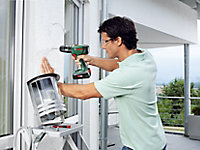 Bosch Power 4 all 18V 1.5Ah Li-ion Cordless Combi drill & impact driver