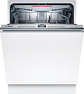 Bosch SMV6ZCX01G Integrated White Full size Dishwasher