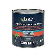 Bostik Emergency Black Roofing waterproofer, 1L