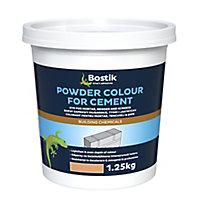 Bostik Orange Powder colour, 1.25L, 1.25kg Tub