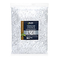 Bostik White Concrete fibres, 750g Bag