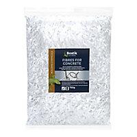 Bostik White Concrete fibres Bag