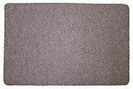 Brown Door mat (L)0.6m (W)0.4m