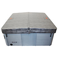 Canadian Spa Grey Cover 2.03m 2.03m
