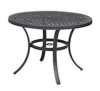 Carambole Metal Table