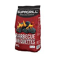 Charcoal briquettes, 8kg