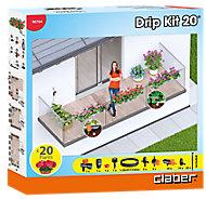 Claber Rainjet Flower pots Irrigation kit