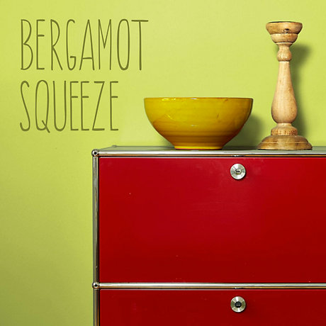 Image of Bergamot Squeeze colour