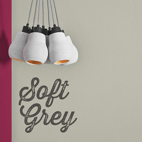 Image of Soft Grey colour