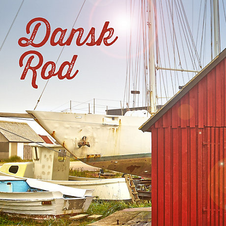 Image of Dansk Rod colour