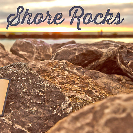 Image of Shore Rocks colour
