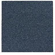 Colours Cornflower Carpet tile, (L)500mm