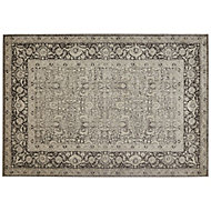 Colours Elenor Persian Grey Rug (L)1.7m (W)1.2m