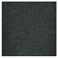 Colours Green Loop Carpet tile, (L)500mm, Pack of 10