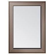 Colours Laverna Rectangular Framed Mirror (H)1070mm (W)760mm
