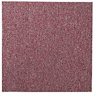 Colours Mallow Carpet tile, (L)500mm