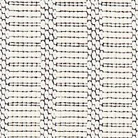 Colours Manzi Striped Natural Rug (L)1.7m (W)1.2m