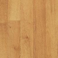 Colours Natural Wood effect Vinyl flooring, 4m²