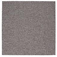 Colours Raffia Loop Carpet tile, (L)500mm
