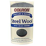 Colron Medium Steel wool, 150g