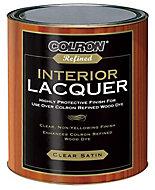 Colron Refined Clear Satin Lacquer, 0.75L