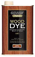 Colron Refined Georgian medium oak Matt Wood dye, 0.5L