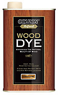 Colron Refined Jacobean dark oak Satin Wood dye, 0.5L