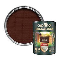 Cuprinol 5 year ducksback Autumn brown Fence & shed Treatment 5L